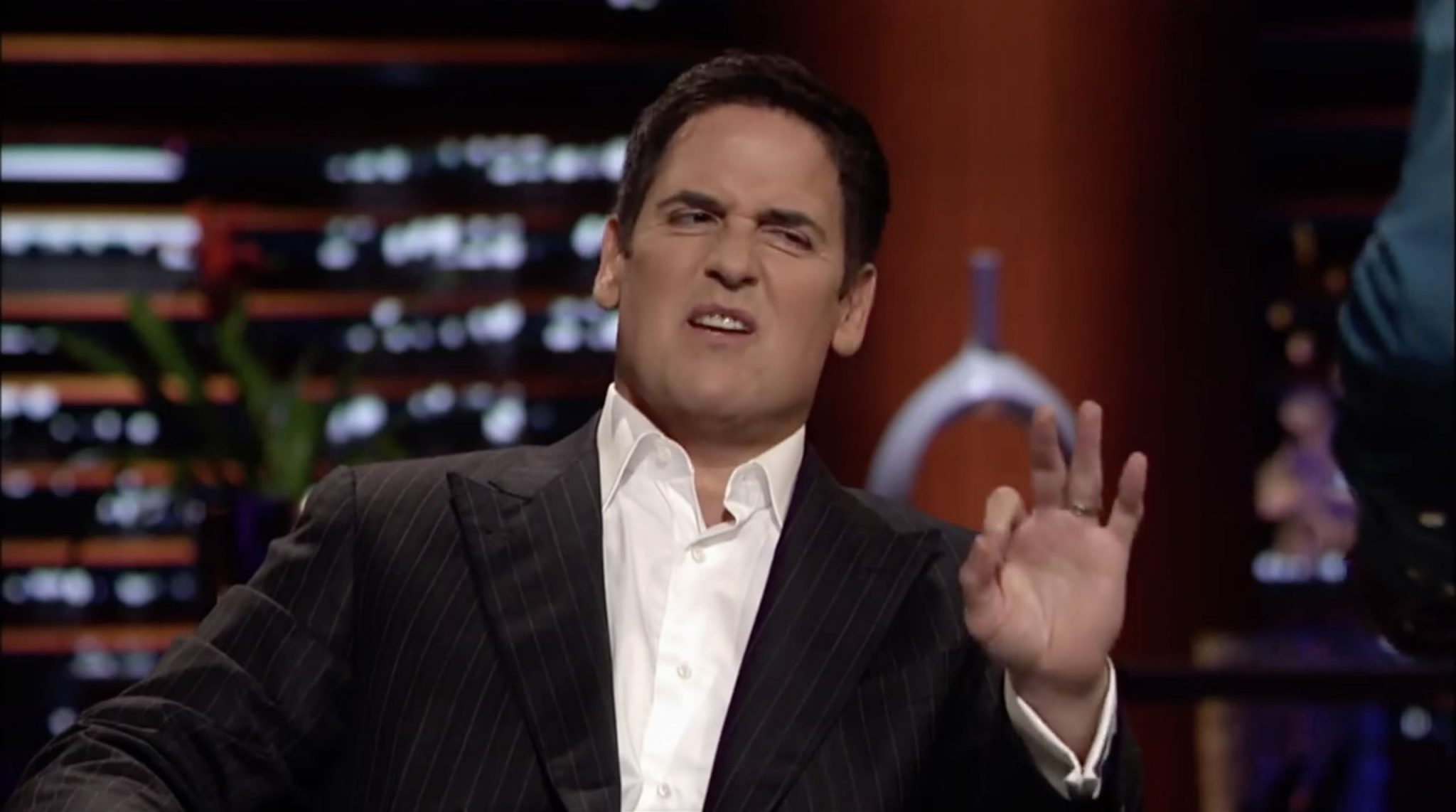 be nice in business says Mark Cuban