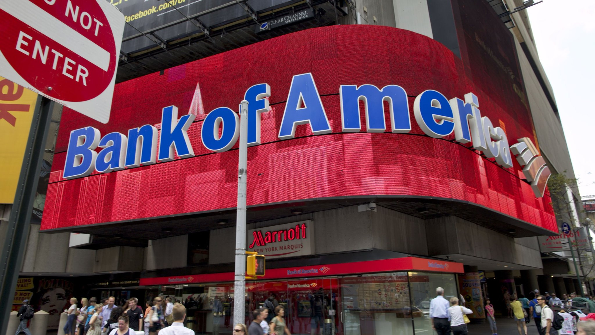 Bank of America wins a patent for a device that stores cryptographic keys